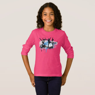 Dancer Abstract (Chloe) T-Shirt