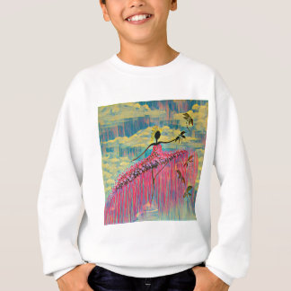 DANCER AND DRAGONFLIES 12 SWEATSHIRT
