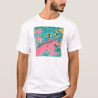 DANCER AND DRAGONFLIES 15 T-Shirt