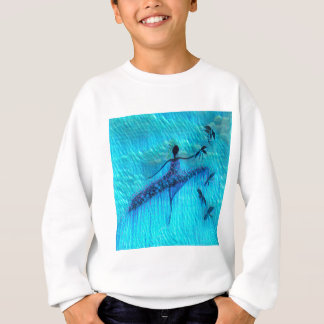 DANCER AND DRAGONFLIES 24 SWEATSHIRT