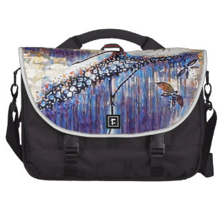 DANCER AND DRAGONFLIES 25 COMMUTER BAGS