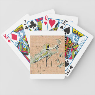 DANCER AND DRAGONFLIES 27 BICYCLE PLAYING CARDS