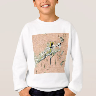 DANCER AND DRAGONFLIES 27 SWEATSHIRT