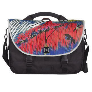 DANCER AND DRAGONFLIES 28 LAPTOP BAGS