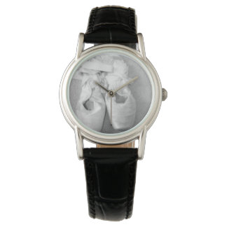 Dancer Ballet Shoes Watch