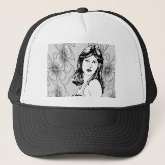 """""""Dancer"""" by Lewis Evans Trucker Hat"""