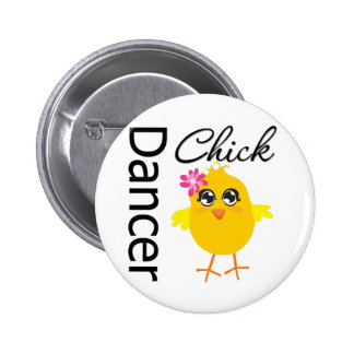 Dancer Chick Button