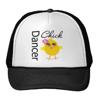 Dancer Chick Mesh Hats