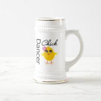 Dancer Chick Coffee Mug