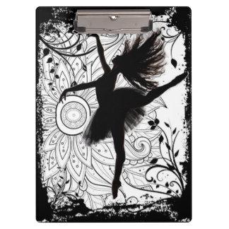 Dancer Clipboard