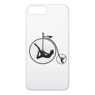 Dancer Explosion Old Bicycle iPhone 7 Plus Case