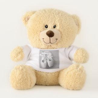 Dancer Gift Ballet Slippers Teddy Bear