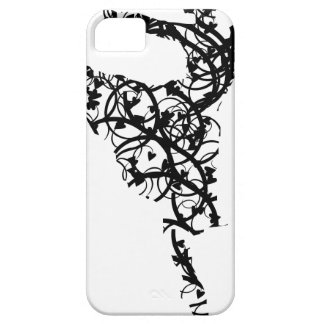 dancer hearts2 iPhone 5 cover