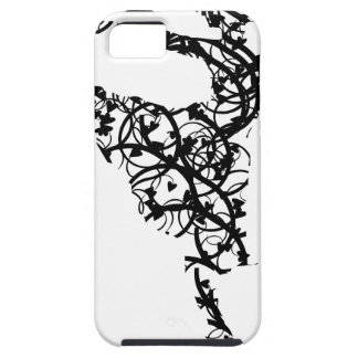dancer hearts2 tough iPhone 5 case