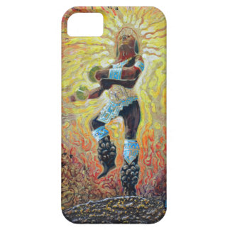 Dancer in fire - Amazing Mexico Phonecase Case For The iPhone 5