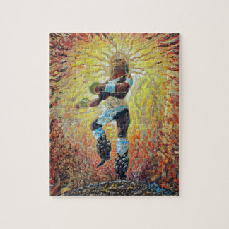 Dancer in fire - Dancer puzzle
