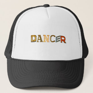 Dancer In Lights Trucker Hat