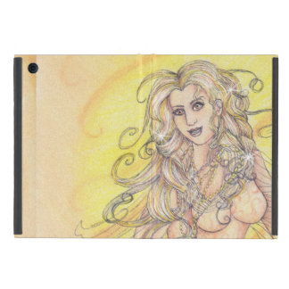 Dancer in the Light Optimism Positivity iPad Mini Cover