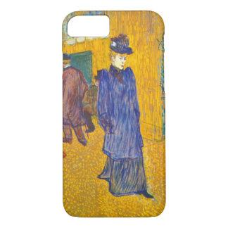 Dancer Jane Avril 1892 iPhone 7 Case