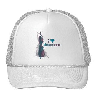 Dancer *Mako* Mesh Hat