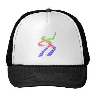 Dancer more dancer mesh hat