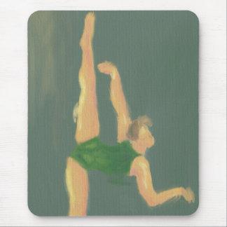 Dancer, Mousepad
