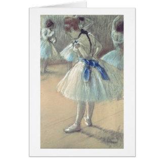 Dancer (pastel) cards