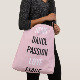 Dancer Professional Accessory Rehearsal Tote Bag
