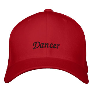Dancer Reindeer  Cap / Hat Embroidered Baseball Caps