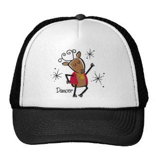 Dancer Reindeer Hat