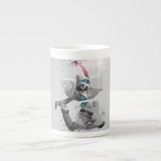 Dancer Tea Cup