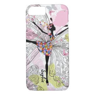 Dancer With Butterflies iPhone 8/7 Case