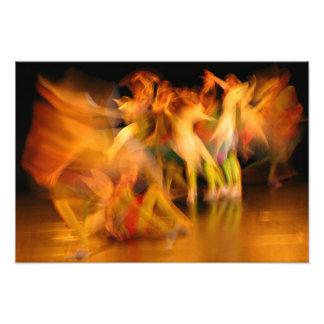 DANCERS ART PHOTO