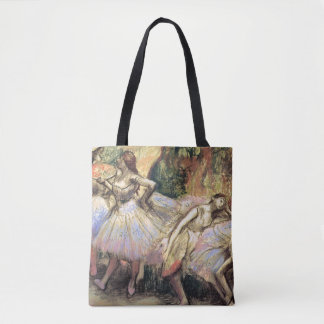 Dancers by Degas Tote Bag