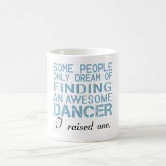 DANCER'S DAD COFFEE MUG