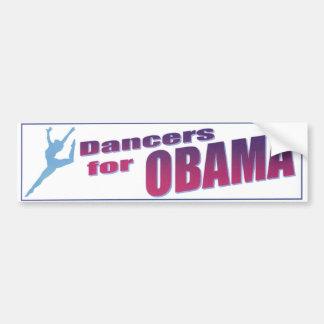 Dancers for Obama Bumper Sticker