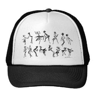 Dancers Mesh Hat