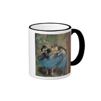 Dancers in blue, 1890 coffee mugs