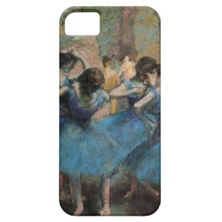 Dancers in blue iPhone 5 covers