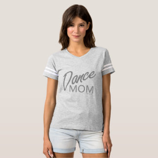 Dancers Inc - Dance Mom collection Football Shirt