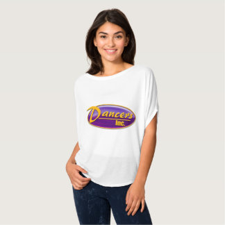 Dancers Inc Official Flowy TShirt