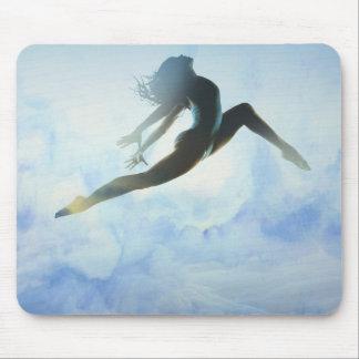 Dancer's Leap Mouse Pad