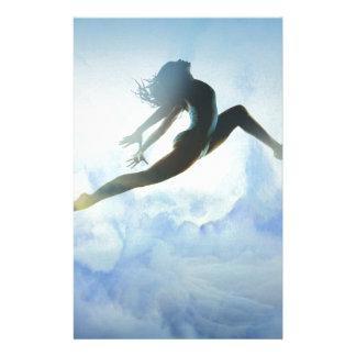 Dancer's Leap Stationery