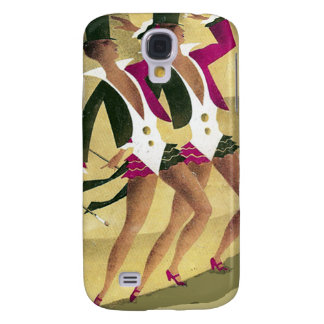 Dancers Samsung Galaxy S4 Cases