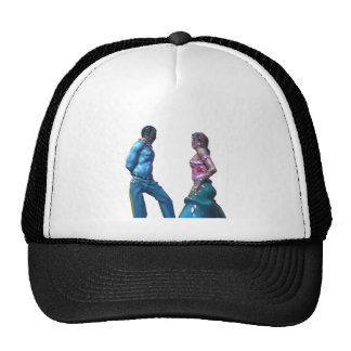 Dancers The MUSEUM Zazzle Gifts Trucker Hat