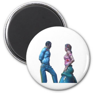 Dancers The MUSEUM Zazzle Gifts Refrigerator Magnet