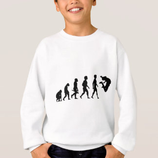 Dances dancer dance disco music evolution sweatshirt