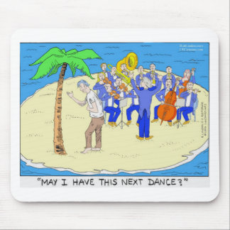 Dances W/Palm Trees Funny Gifts Tees Mugs Etc Mouse Pads