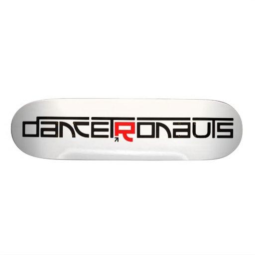 Dancetronauts Shuttle Board Skateboard Deck
