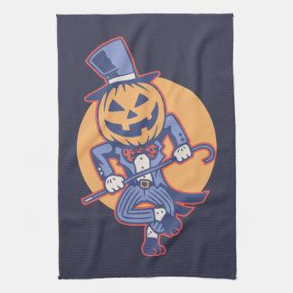 Dancin Jack-O Hand Towels